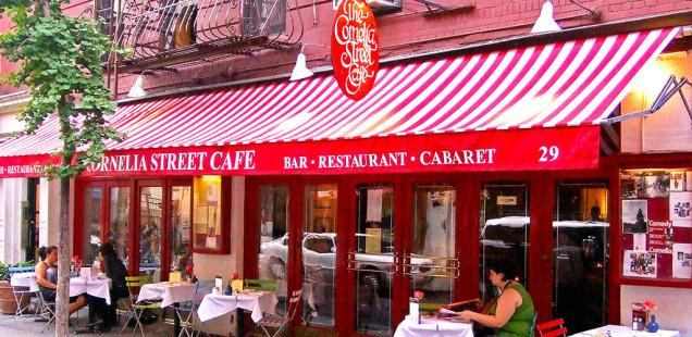Home Restaurant Cornelia Street New York